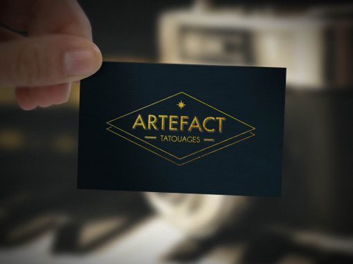 Logo Artefact