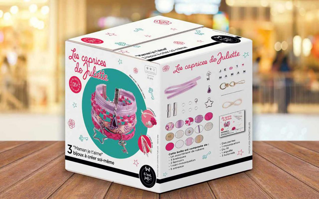 Box DIY Satab
